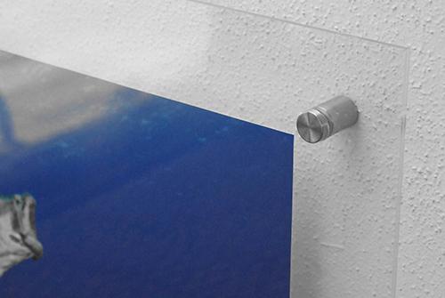 Cuadros con separadores de acero