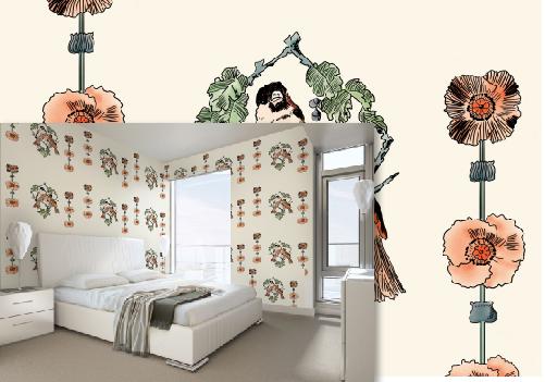 Papeles Murales Digitart