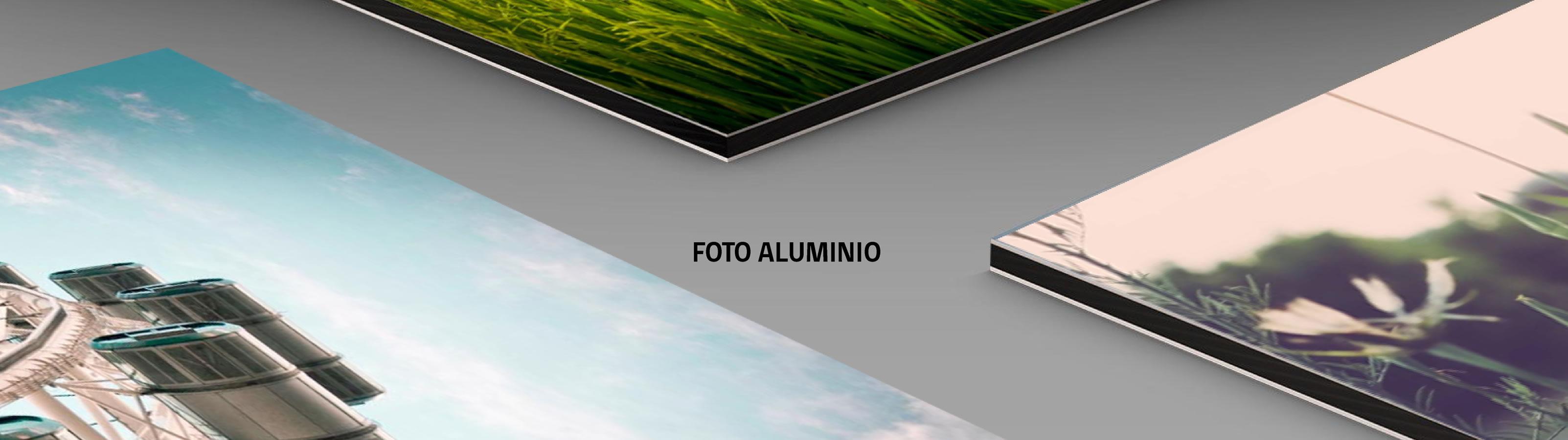 foto aluminio
