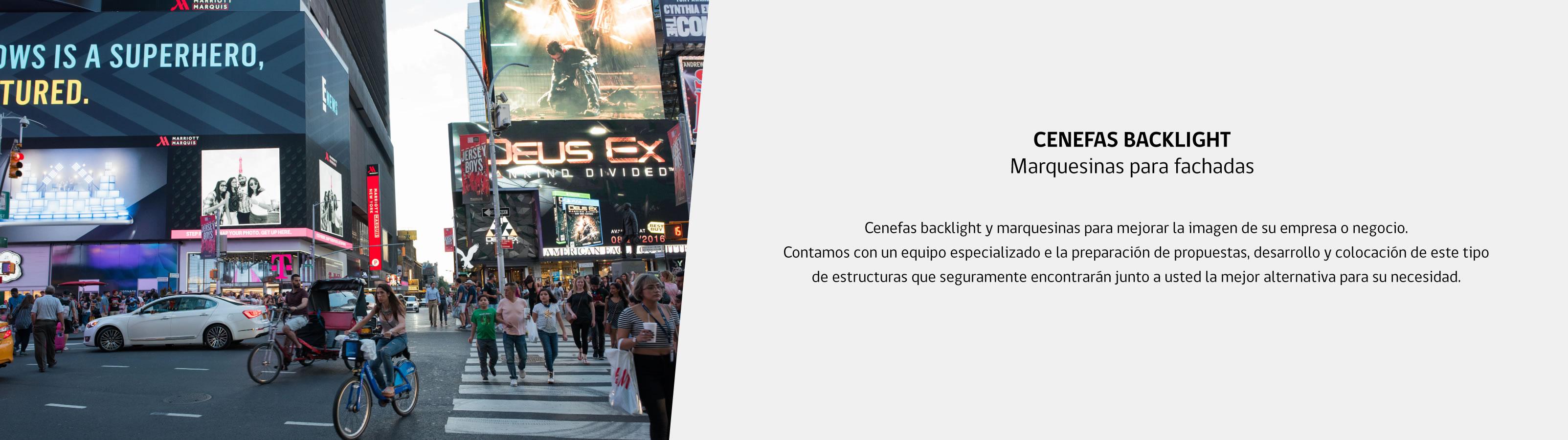 Cenafas Backlight